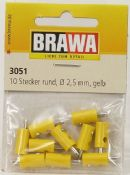 Brawa 03051 Pin Connectors